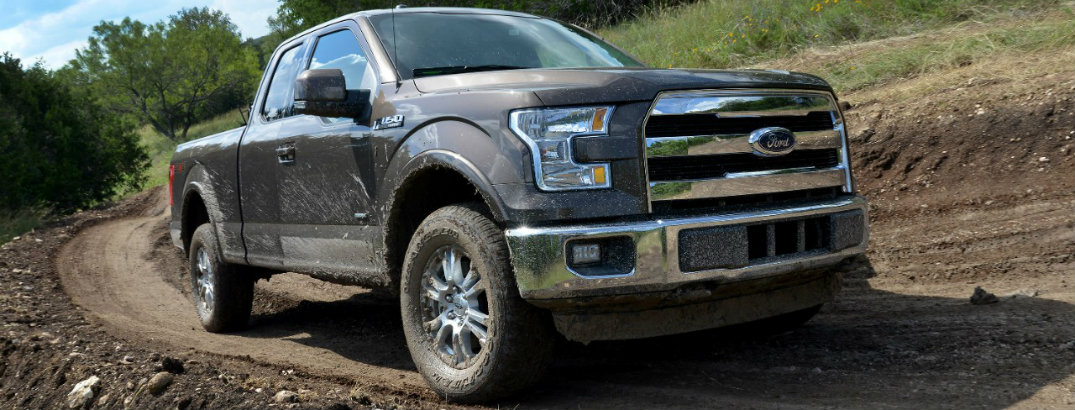 2016 Ford F-150 safety rating and features-Akins Ford