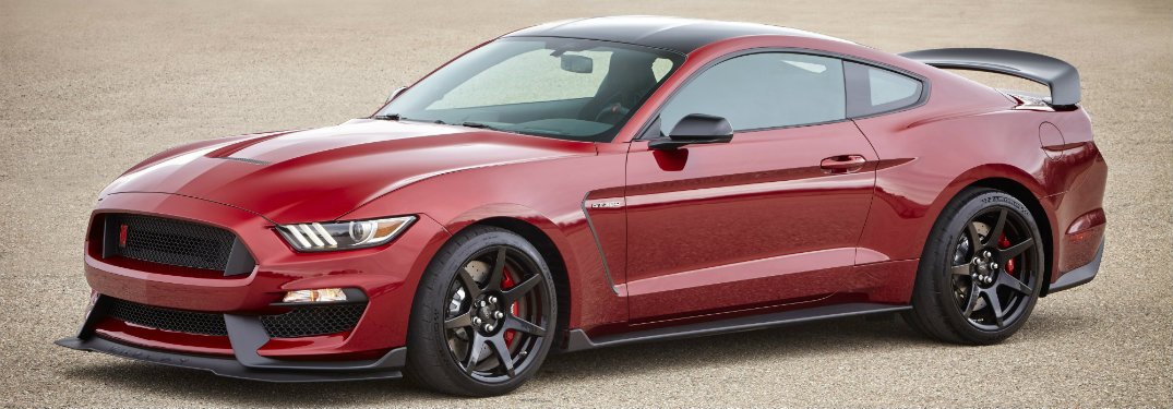 2017 Ford Shelby GT350 Mustang new performance features-Akins Ford