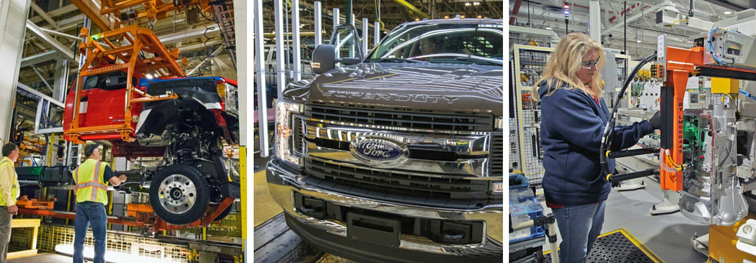 How much has Ford invested in American factories?