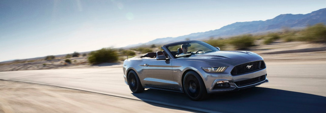 2016 Ford Mustang EcoBoost Horsepower and Fuel Economy Ratings