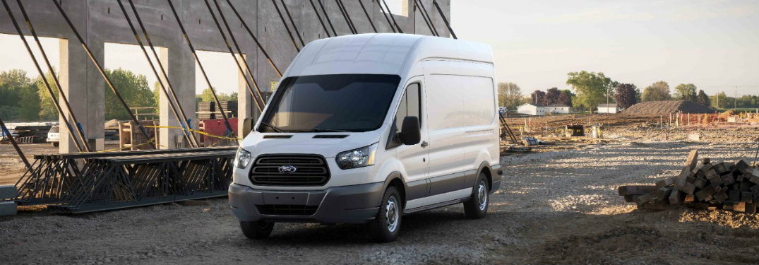 What awards has the Ford Transit won?