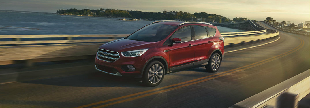 2017 ford escape trim levels and features. Black Bedroom Furniture Sets. Home Design Ideas