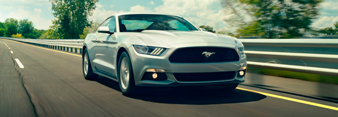 2017 Ford Mustang GT Added Performance Packages