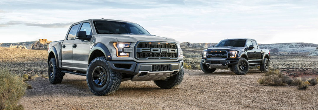 2017 Ford F-150 Raptor Off-Road Performance Images