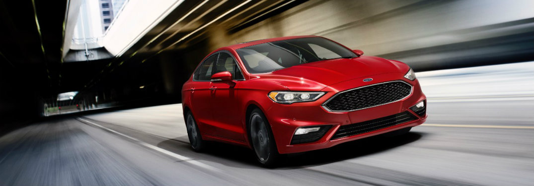 2017 Ford Fusion Noise Cancelling Technologies