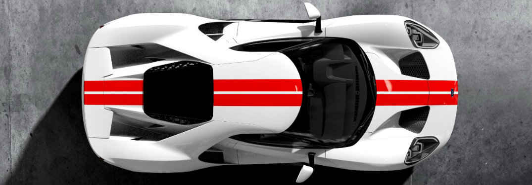 How long will the Ford GT be offered