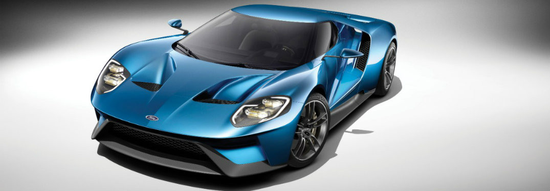 2017 Ford GT Award Wins