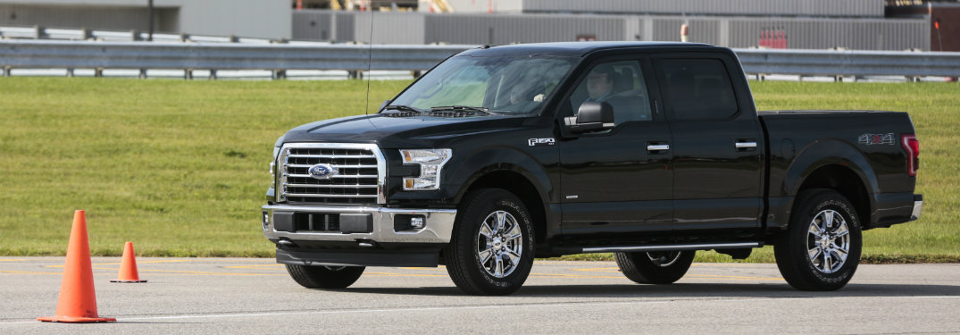 2017 Ford F-150 Safety Features and Systems