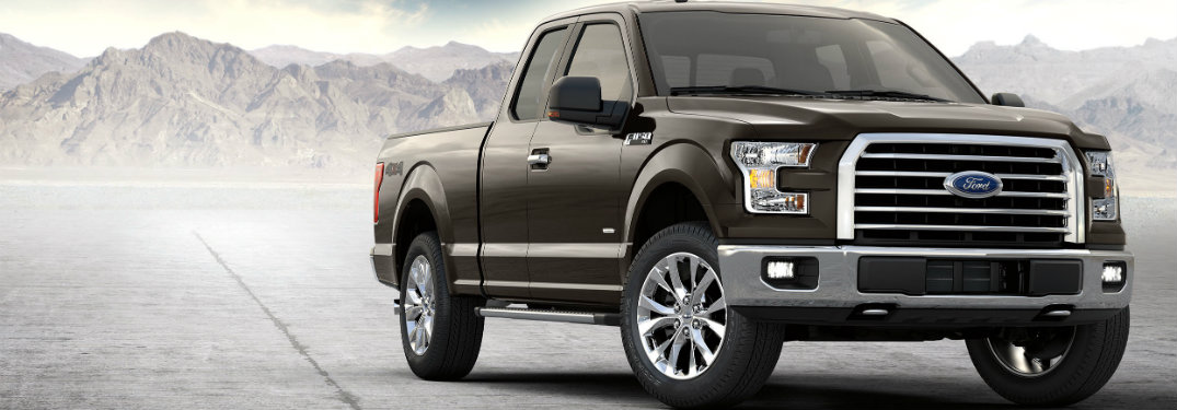 2017 ford f 150 trim levels and features. Black Bedroom Furniture Sets. Home Design Ideas