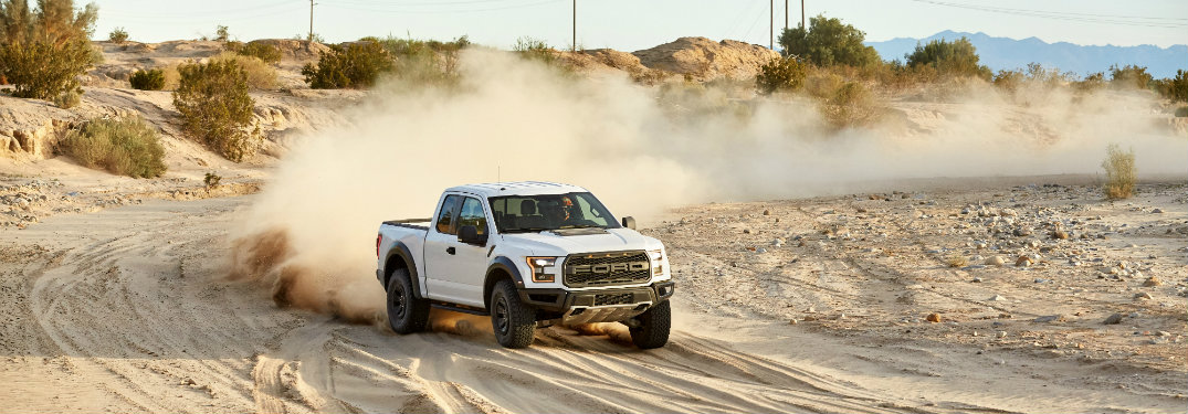 2017 Ford F-150 Raptor offers EcoBoost engine performance