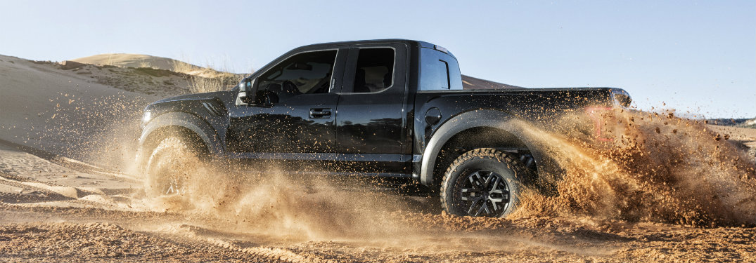 2017 Ford F-150 Raptor ordering period