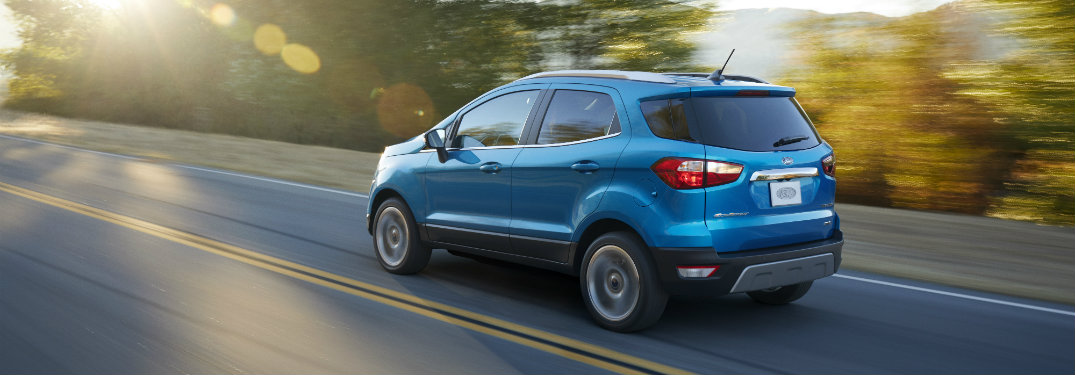 Video of the new Ford EcoSport