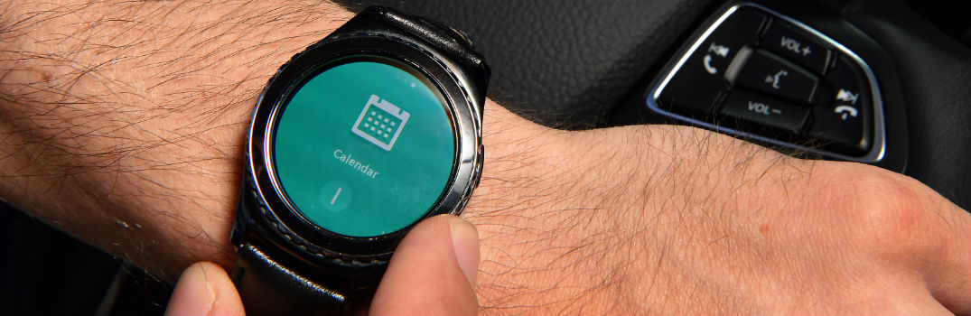 Can I Pair My Smartwatch with My Ford_o