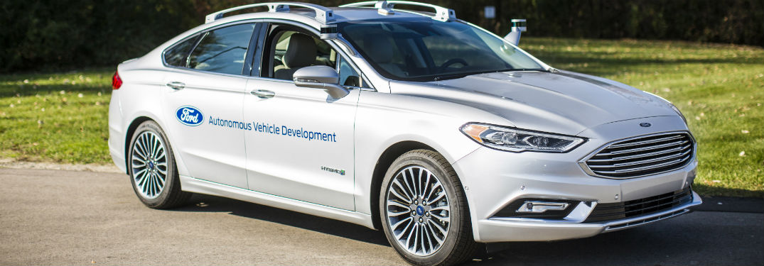 What is the Autonomous Ford Fusion Hybrid_o
