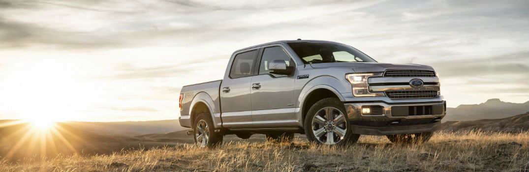 When's the 2018 Ford F-150 Being Released_o