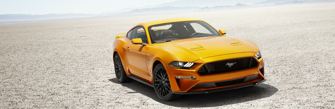 When Will the 2018 Ford Mustang be Released_o