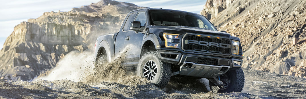Has the 2017 Ford F-150 Raptor Won Any Awards_o
