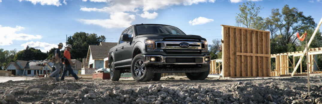 How Much Can the 2018 Ford F-150 Tow and Haul_o