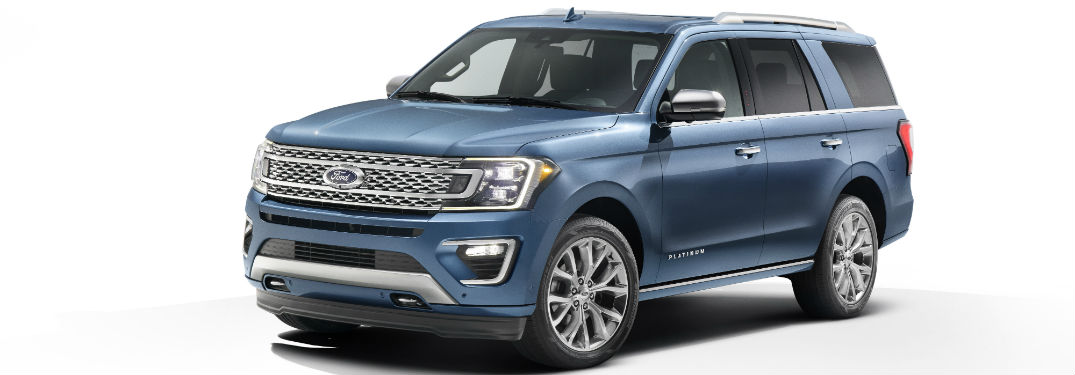 When is the 2018 Ford Expedition Being Released_o