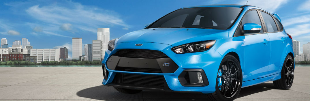 2017 Ford Focus RS Style and Interior Features_o