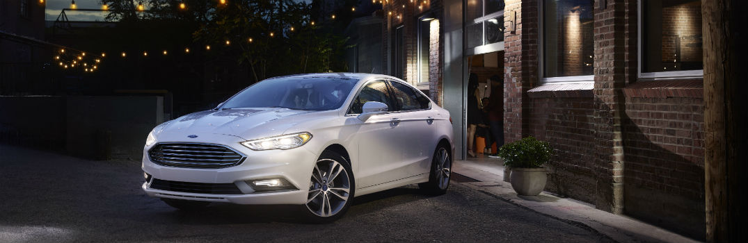 2017 Ford Fusion New Safety and Driver Assistance Features_o
