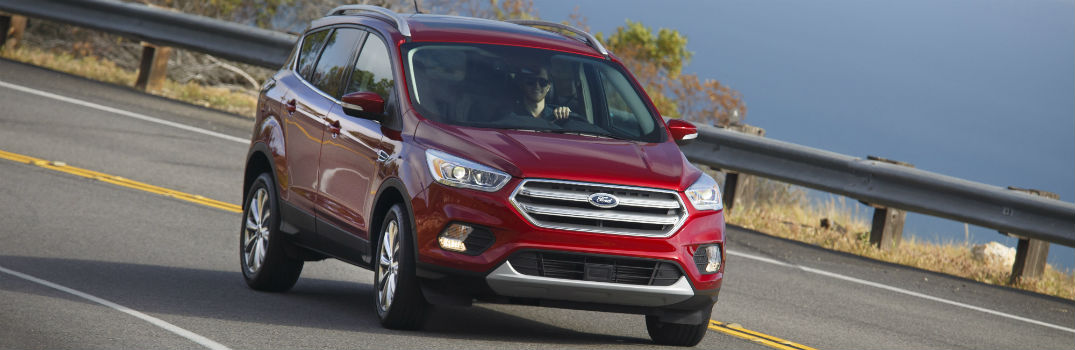 2017 Ford Escape Power and Fuel Efficiency Features_o