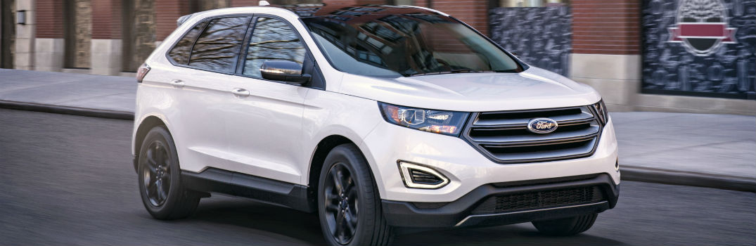 SEL Sport Appearance Package Features for the 2018 Ford Edge_o