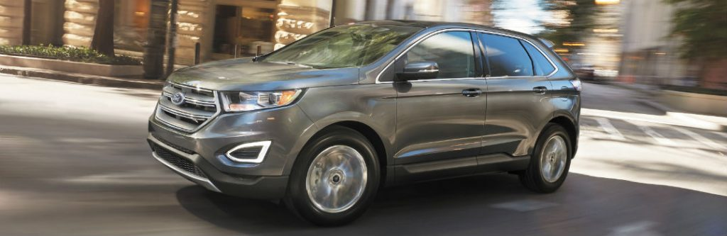 Ford Edge Gas Mileage >> Engine And Gas Mileage Features Of The 2017 Ford Edge