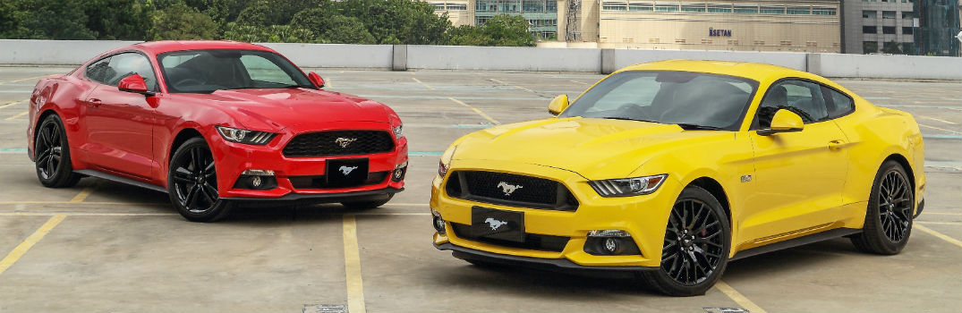 How the Ford Mustang is Conquering the Planet_o