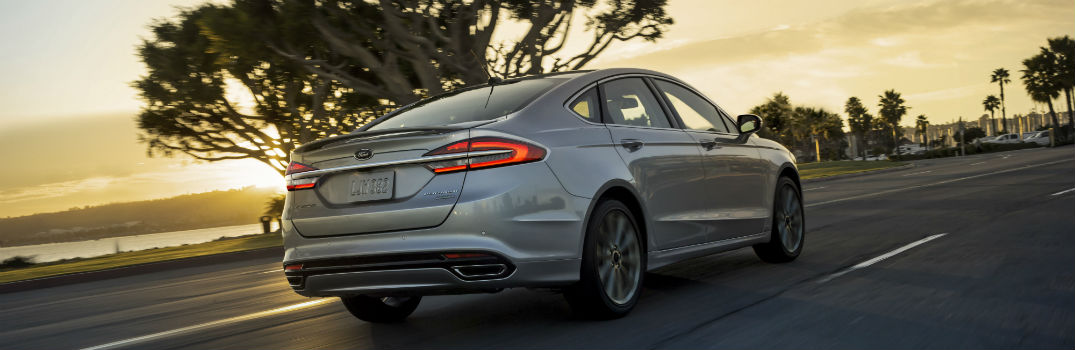 Trim Level Breakdown for the 2017 Ford Fusion_o