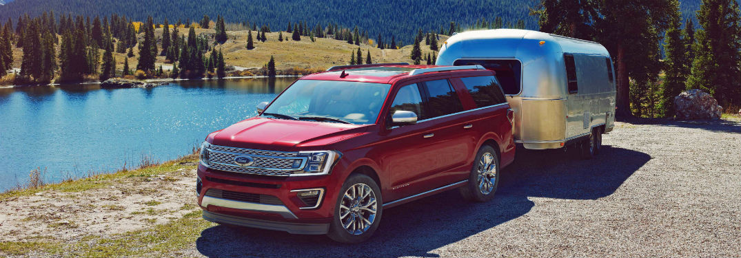 Ford Trailer Backup Assist >> 2018 Ford Expedition New Pro Trailer Backup Assist Feature