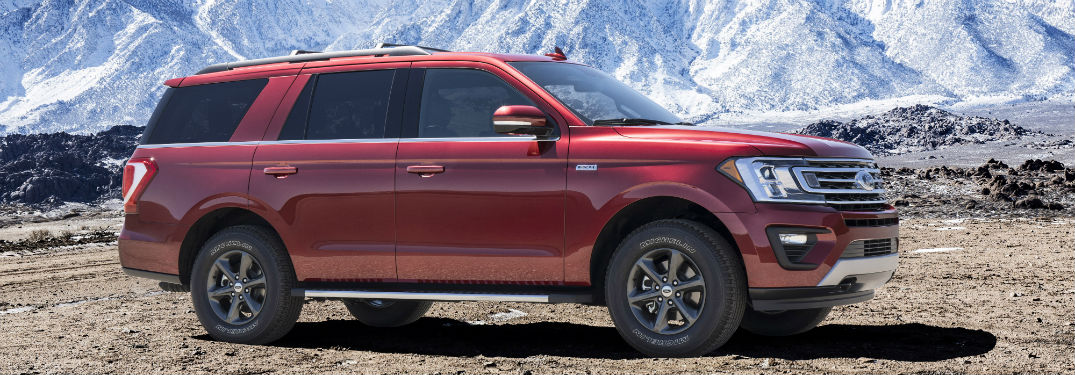 FX4 Off-Road Package Features for the 2018 Ford Expedition_o