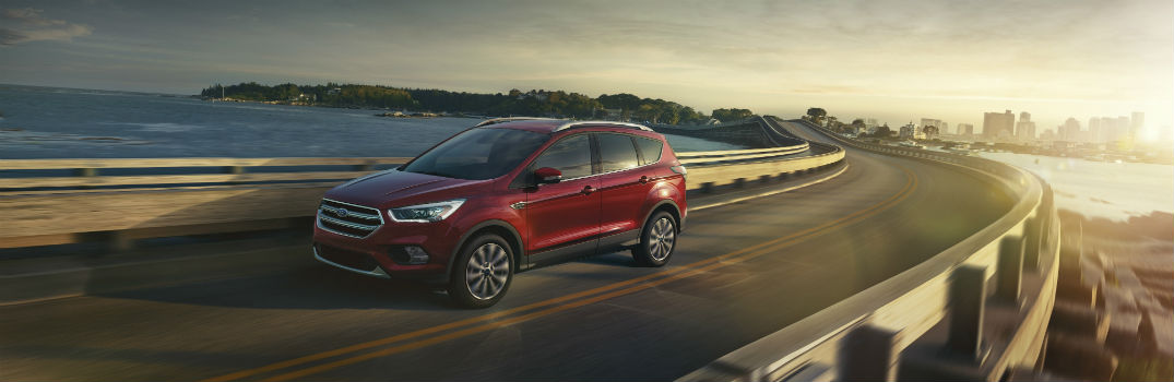 Gallery Of Exterior Colors For The 2017 Ford Escape