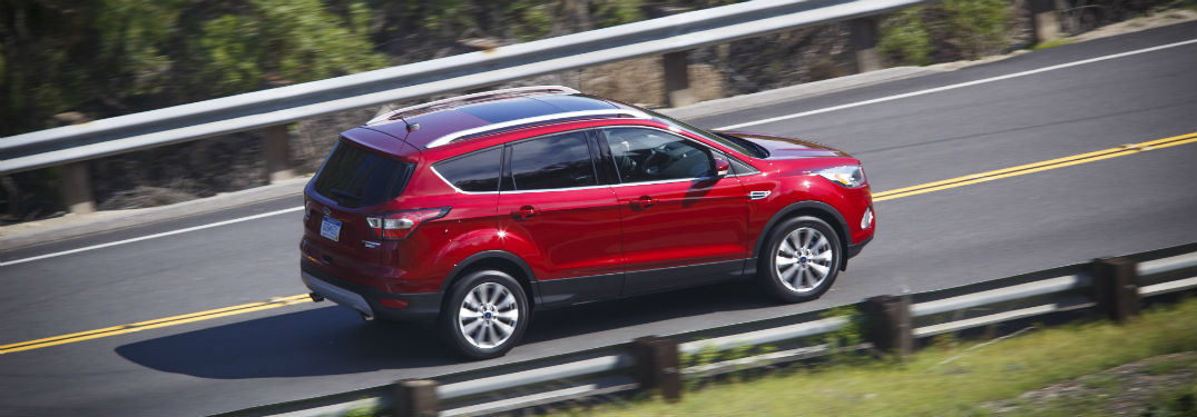 Safety and Driver Assistance Features for the 2017 Ford Escape_o