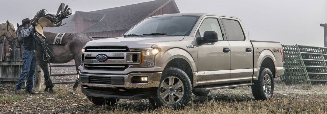 get best in class gas mileage with the 2018 ford f 150