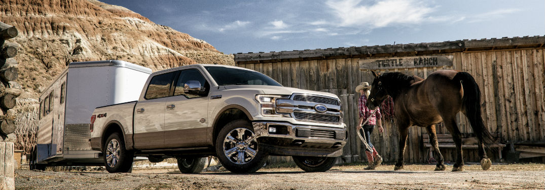 Powertrain Options and Features of the 2018 Ford F-150_o