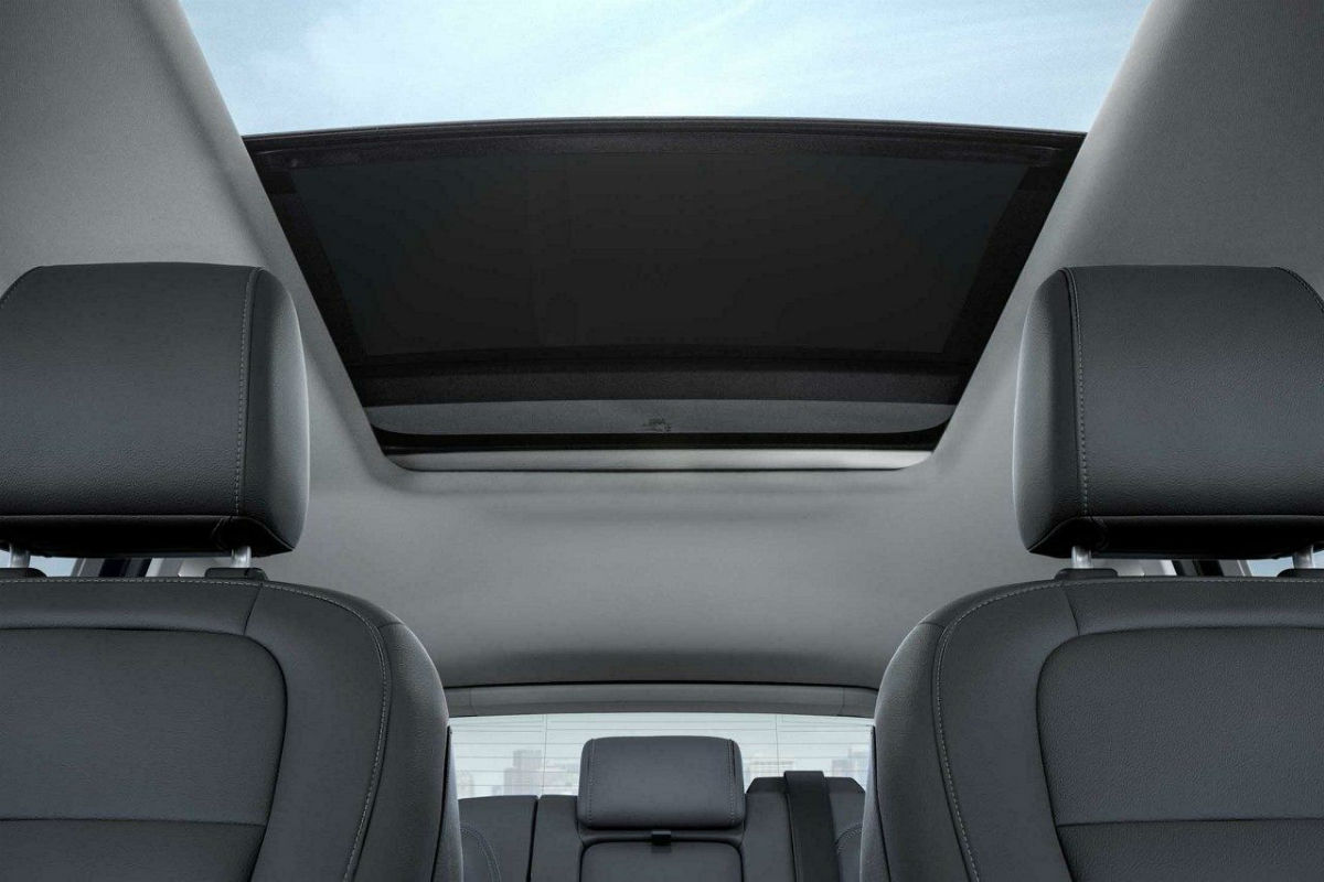 2018 Ford Escape Interior Panoramic Vista Roof With Power Shade O