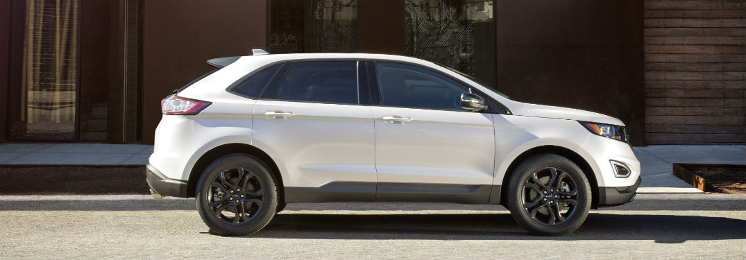 2018 Ford Edge side exterior