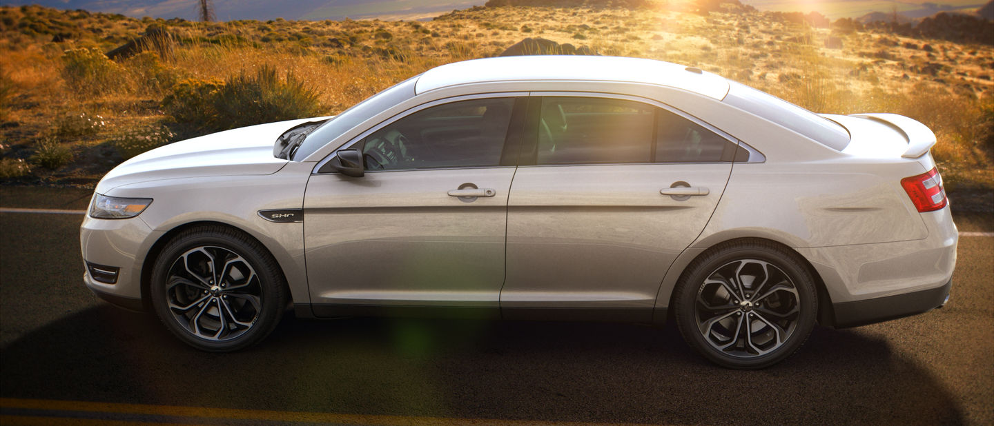 2018 Ford Taurus Ingot Silver Exterior Color