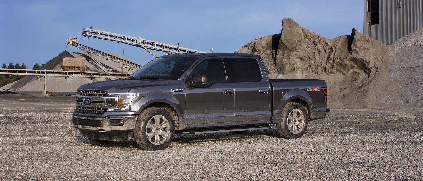 Gallery of All 2019 Ford F-150 Exterior Color Choices