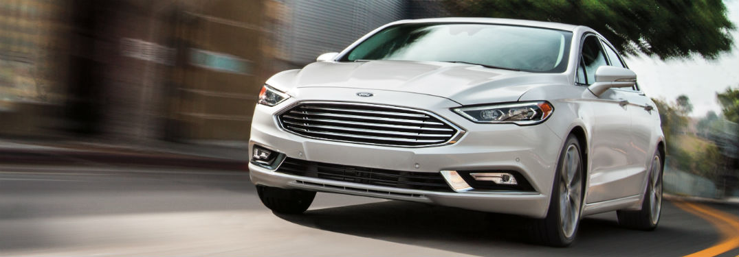 What Powertrain Options are Available for the 2019 Ford Fusion Lineup at Akins Ford near Atlanta GA?