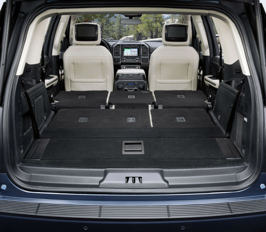 rear-cargo-area-in-a-2019-Ford-Expedition-with-all-seats ...