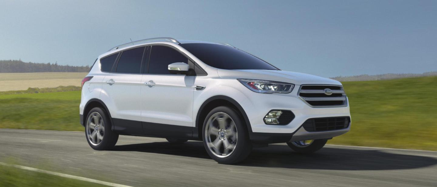 Ford Escape Colors >> 2019 Ford Escape Exterior Color Options