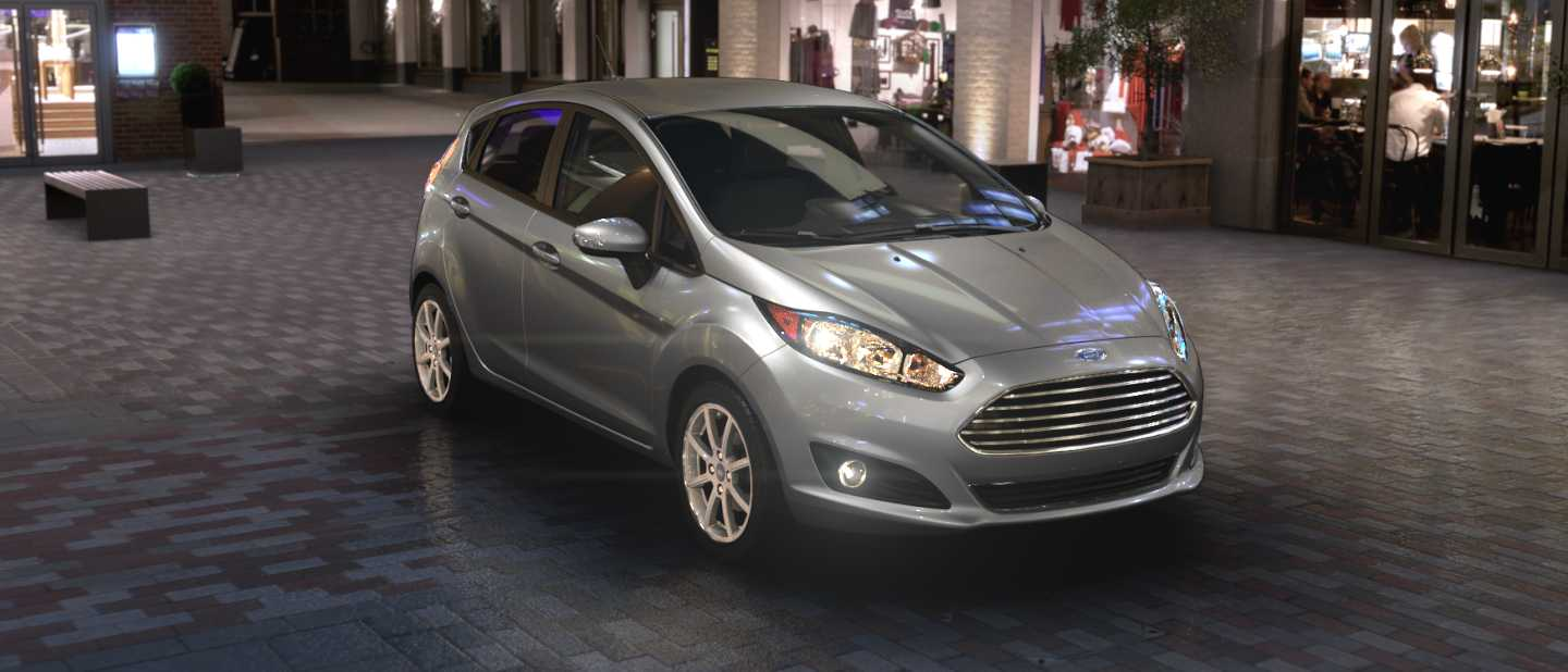 Ford Escape Colors >> 2019 Ford Fiesta Lineup Exterior Color Pictures