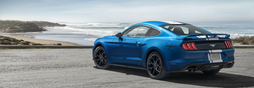 Listing the Engines Available for the World's Best-Selling Sports Coupe – the 2019 Ford Mustang Lineup at Akins Ford near Atlanta GA