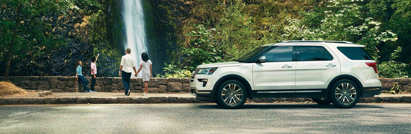 What Safety Features Are Available with the 2019 Ford Explorer?