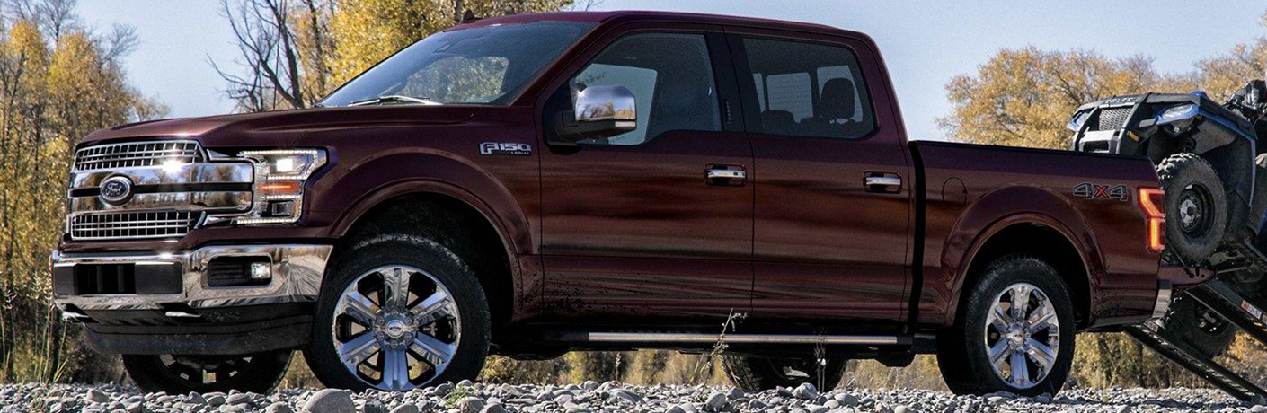What Safety & Driver Assistance Features Are Available on the 2019 Ford F-150?