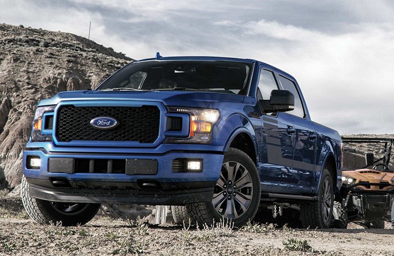 Truck Sound System >> 2019 Ford F 150 Sound System Options Akins Ford
