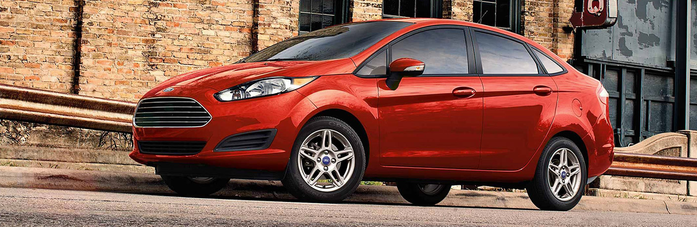 What Trim Levels are Available on the 2019 Ford Fiesta?