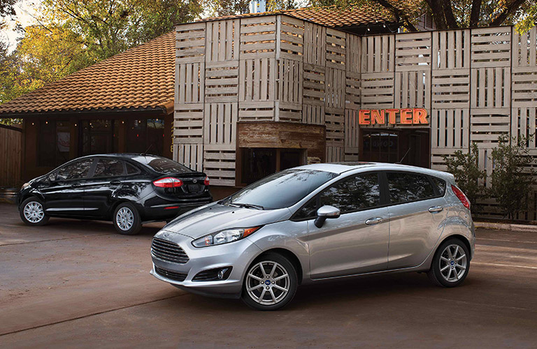 2019 Ford Fiesta by Modern Home